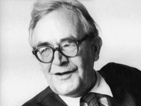 Karl Barth. -