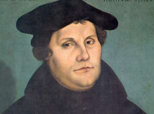 Martin Luther. -