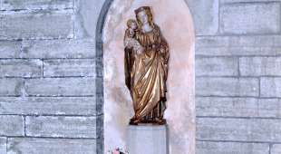 Saint Birgitta (Santa Brigida or St. Bridgid of Sweden, or Birgitta of Vadstena)  born Birgitta Birgersdottir ...
