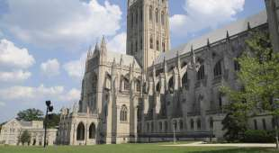 The National Cathedral in Washington