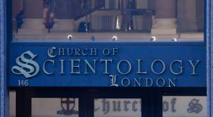 London,  United Kingdom. 11th December 2013 - - Church of Scientology in London. - - General views of the ...