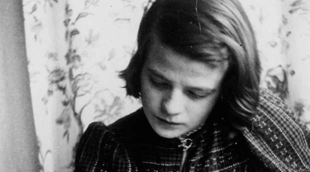 A picture taken in 1941 shows German resistance fighter Sophie Scholl. The life of the member of the ...