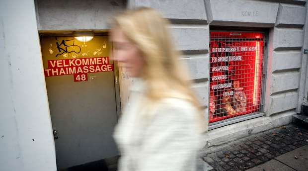 massage Østjylland bordel prostitueret